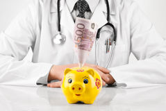 Medicine and health care Royalty Free Stock Photos