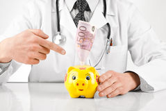 Medicine and health care Royalty Free Stock Images