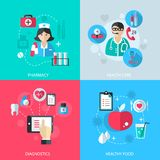 Medicine healthcare services concept Royalty Free Stock Photography
