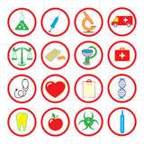 Medicine icon Royalty Free Stock Photos