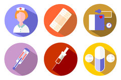 Medicine icon Royalty Free Stock Photography