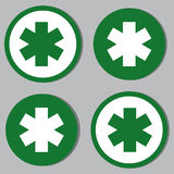 Medicine icon Royalty Free Stock Images