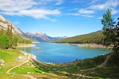 Medicine Lake Stock Images