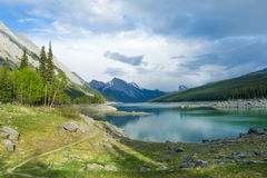 Medicine Lake Stock Image