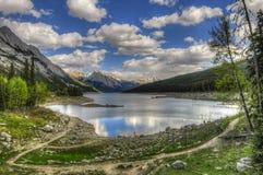 Medicine Lake Royalty Free Stock Image