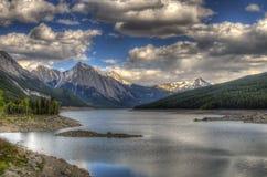 Medicine Lake Royalty Free Stock Photography