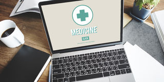Medicine Medication Diagnosis Symptoms Illness Disorder Concept Royalty Free Stock Photos