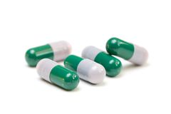 Medicine pills Royalty Free Stock Photo
