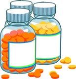 Medicine, Pills, Bottles, Medical Stock Photography