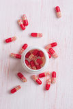 Medicine pills Stock Photo