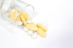 Medicine Pills Stock Image