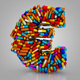 Medicine and pills to buy Royalty Free Stock Photo