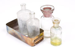 Medicine set Stock Images