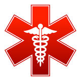 Medicine sign Royalty Free Stock Images