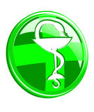 Medicine symbol Royalty Free Stock Image