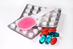 Medicine, tablet, Royalty Free Stock Image
