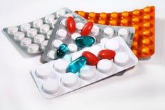 Medicine, tablet, Stock Image