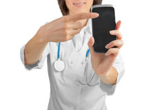 Medicine and technology Stock Images