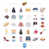 Medicine, theater, garbage and other web icon in cartoon style.atelier, tool, animal, travel icons in set collection. Medicine, theater, garbage and other icon vector illustration