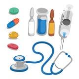 Medicine vector collection design vector illustration