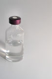 Medicine Vial. A medicine vial containing a prescription medication Stock Image