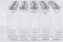 Medicine Vials Royalty Free Stock Images