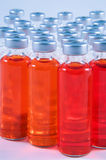 Medicine Vials stock photo