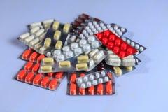 mediciner Royaltyfri Bild