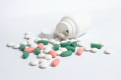 mediciner Arkivbilder