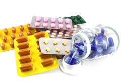 mediciner Arkivfoto