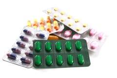 mediciner Arkivbild