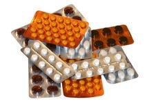 mediciner Arkivfoton