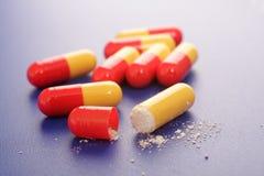 Medicines Royalty Free Stock Image