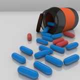 Medicines Stock Photos