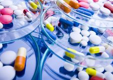 Medicines Stock Images