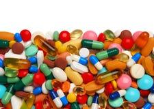 Medicines royalty free stock photos