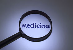 Medicines Stock Photo