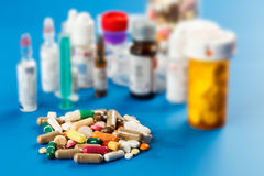 Medicines Stock Photos