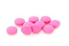Medicinpreventivpiller Royaltyfri Foto