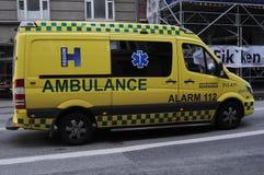 Medicinsk ambulans royaltyfri foto