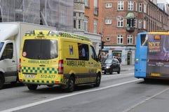 Medicinsk ambulans arkivbilder