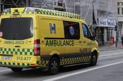 Medicinsk ambulans royaltyfri fotografi