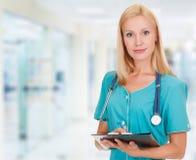 Medicinsk doktor fotografering för bildbyråer