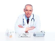 Medicinsk doktor. royaltyfria bilder
