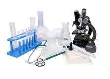 medicinsk forskning Royaltyfria Foton