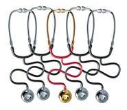Medicinsk gemenskap stock illustrationer
