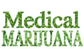 Medicinsk Marijuana Arkivfoton