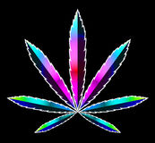 Medicinsk marijuana cannabis Royaltyfri Fotografi