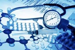 medicinsk rapport fotografering för bildbyråer