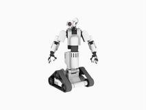 medicinsk robot Royaltyfria Bilder